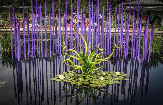 Dale Chihuly @ Denver Botanic Gardens